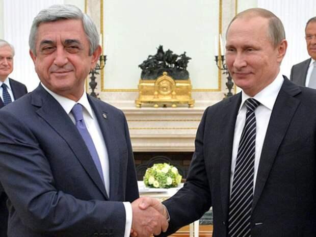 У Москвы все больше резонов «сдать» Ереван Анкаре