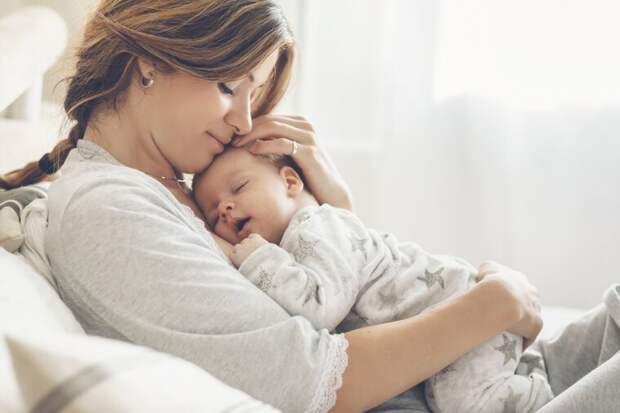 Пять советов молодым мамам