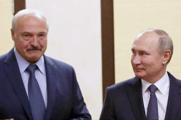 Путин иЛукашенко снова встретятся вконце мая