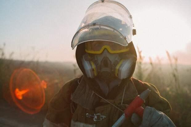 Не играй с огнем: добровольный пожарный Кася Кулькова о пироманах, удаче и человеческой глупости