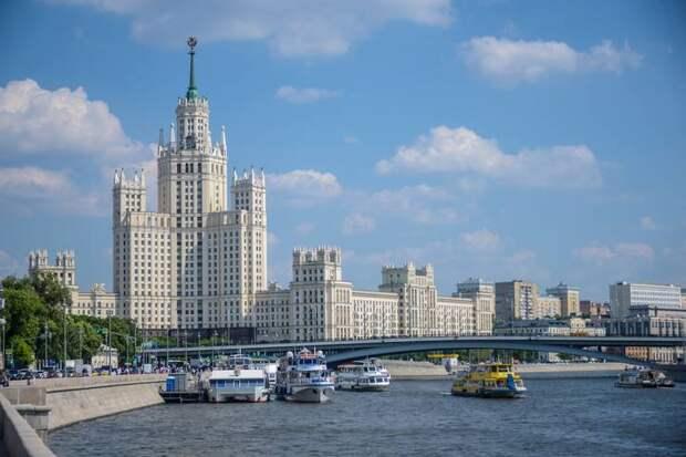 Организаторам речных круизов в столице грозит штраф до 1 млн руб за нарушения антиковидных мер