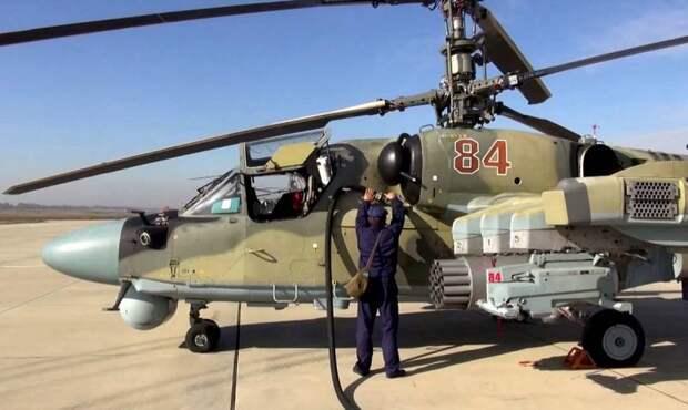 Российские ударные вертолеты получат оружие, не имеющее аналогов в мире