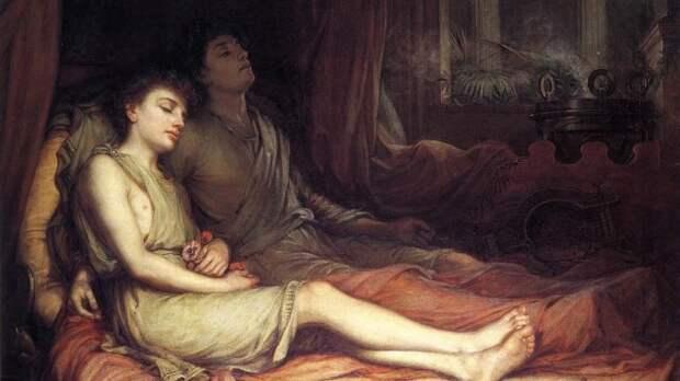 Согласно суевериям, душу лежачего человека могли унести злые духи / Фото: vk.com