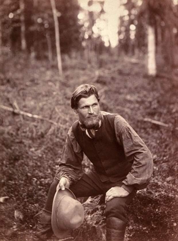 Илья, молодой хозяин из Суднозера