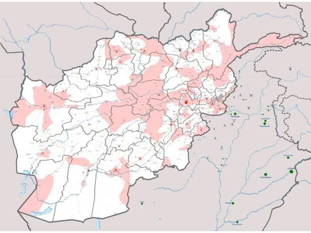 Президент США Байден — президенту Афганистана Гани: прости и прощай