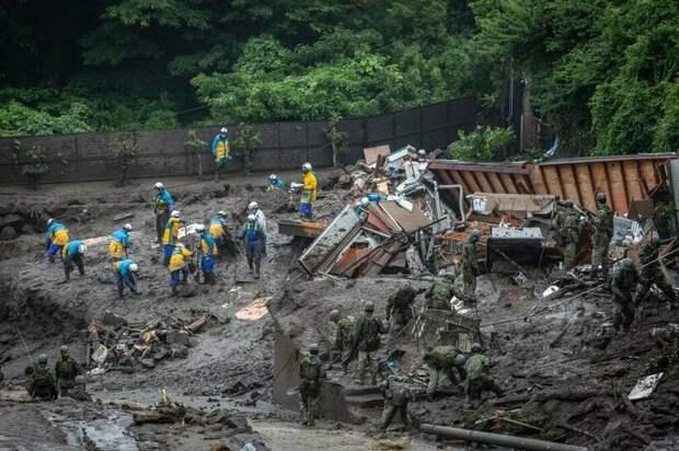 16 фото о том, как в этом году разгулялась стихия