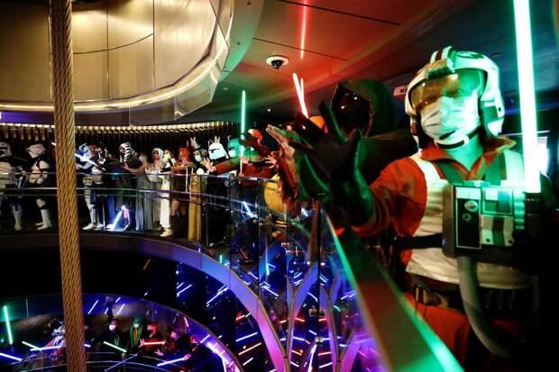 Как поклонники отметили день Звёздных войн