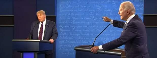 Американцы заподозрили, что 77-летний Байден выступал на дебатах под стимуляторами