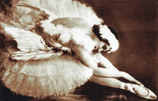 Великая Анна Павлова – прима-балерина, у которой было настоящее лебединое озеро