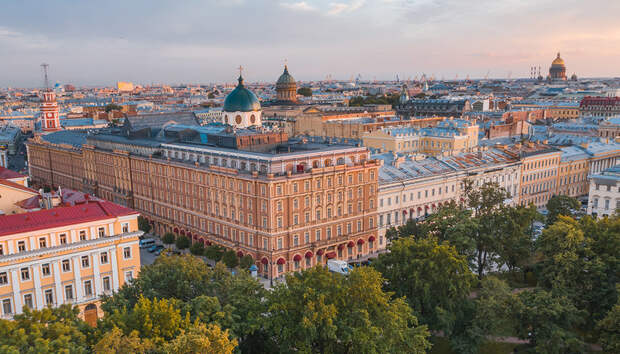 Где остановиться в Санкт-Петербурге и ощутить, что вы действительно в культурной столице
