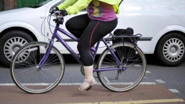 Британская полиция будет «ловить на живца» нарушителей ПДД в отношении велосипедистов