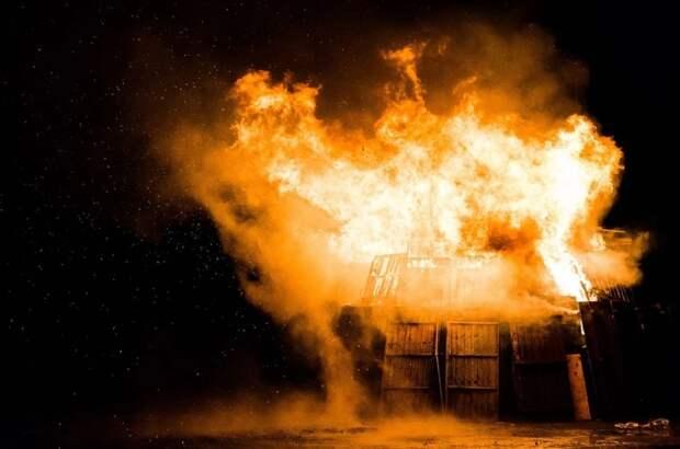 Газ взорвался в Вологодской области, ожоги получили 5 детей