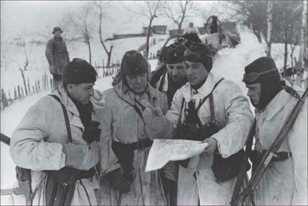 «Зимняя сказка»: кровавая операция украинских и латышских карателей в Белоруссии
