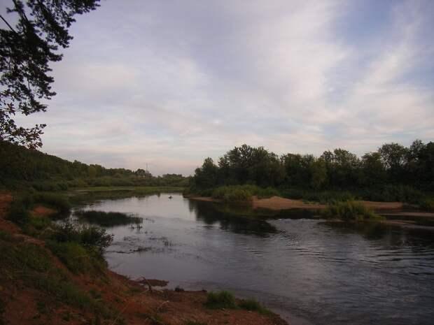В Удмуртии нашли тело утонувшей во время сплава женщины