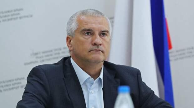 Сергей Аксёнов принял участие в заседании Морской коллегии при Правительстве Российской Федерации в режиме ВКС