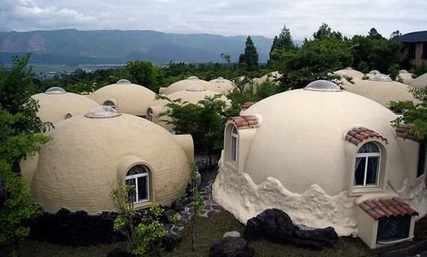 Японцы начали строить дома из… пенопласта дом, пенопласт, ремонт, строительство, японцы
