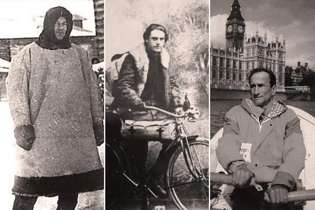 Удивительные истории о подвигах, трагедиях и непобитых рекордах русских путешественников XX века история, путешественник
