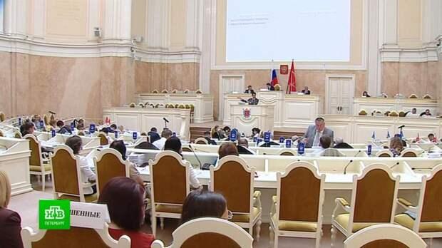 В парламенте Петербурга поспорили, нужно ли выделять без торгов земли для промышленников