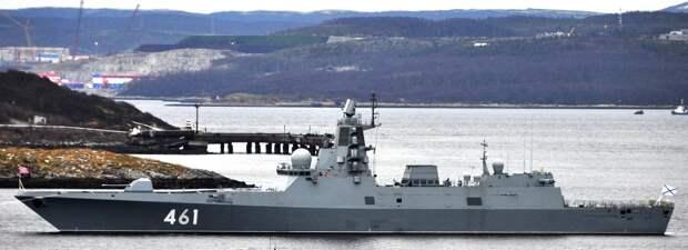 Прогресс в производстве корабельных газотурбинных двигателей в России