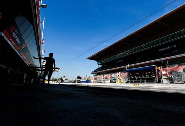 Что обещают синоптики на день гонки Формулы 1 в Барселоне?