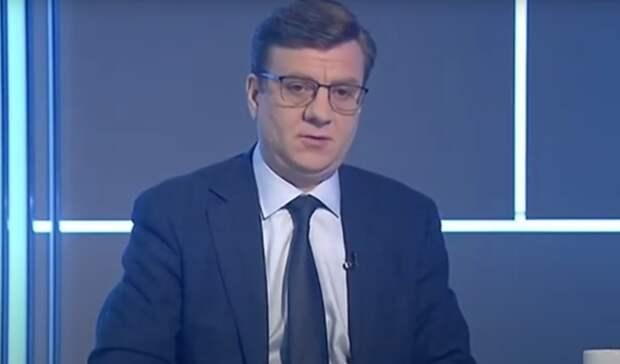 СМИ: в Большеуковском районе пропал омский министр здравоохранения Мураховский