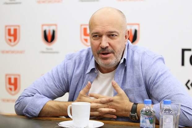 Источник: Кикнадзе уже попрощался с сотрудниками «Локомотива»