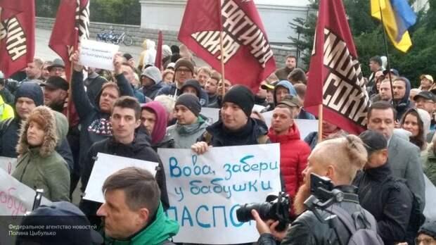 Кацман: Европа осознает серьезность последствий «уличной демократии» на Украине