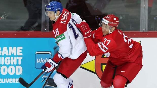 Тимкин вывел вперед сборную России в матче с Канадой