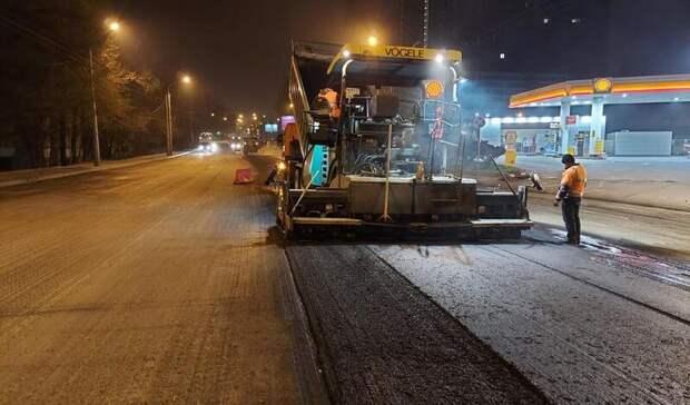 Дороги начали ремонтировать в Ростове