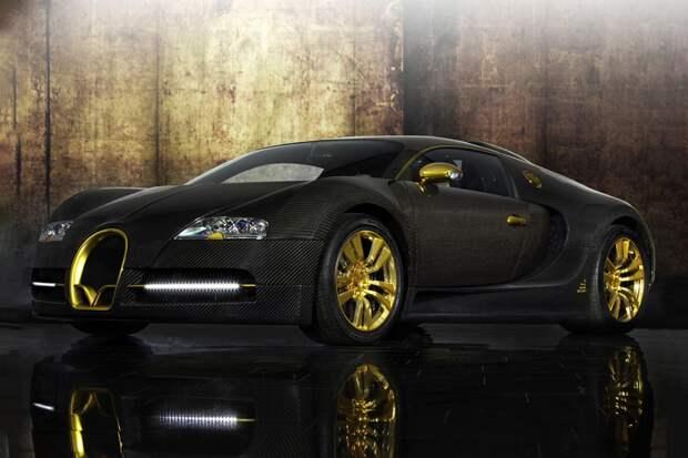 Золотые машины