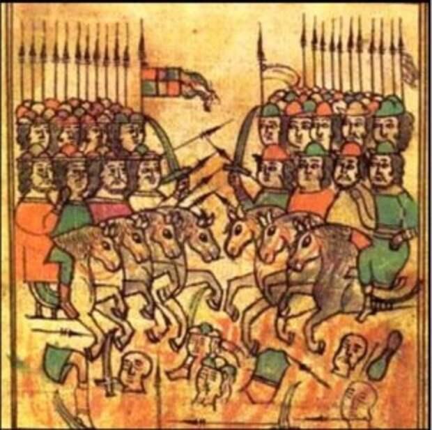 Еще раз о т.н. татаро-монгольском иге, Руси, христианстве и роли Киева