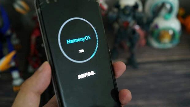 Huawei Nova 7 Pro под управлением HarmonyOS засветился в Сети