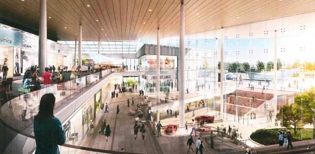 В четырех ТПУ столицы появятся торгово-развлекательные центры