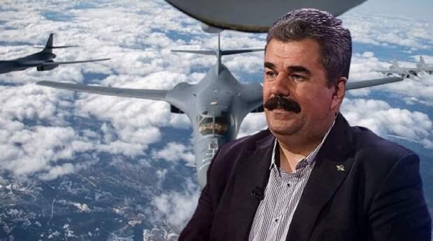Леонков объяснил, почему НАТО лучше не вторгаться в воздушное пространство Крыма