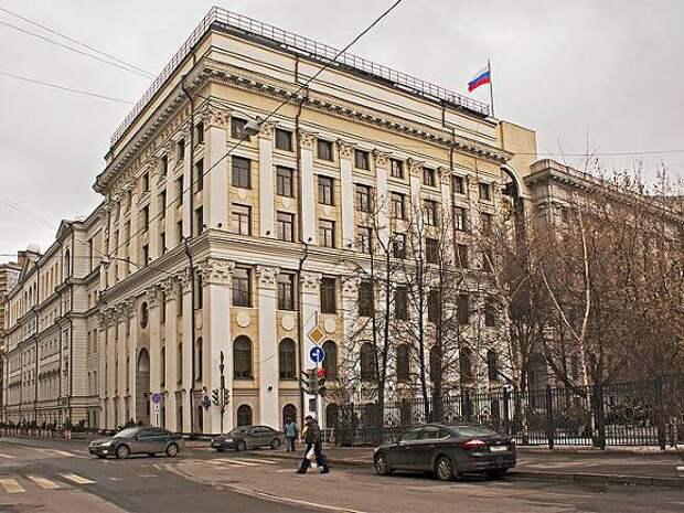 Тело женщины с пакетом на голове нашли у здания Верховного суда РФ