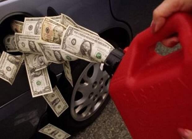 Почему российский бензин дорожает, если нефть дешевеет?
