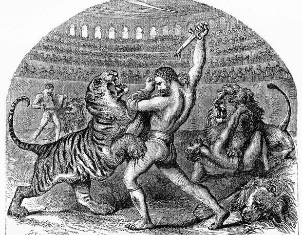 Как человечество пыталось приручить больших кошек