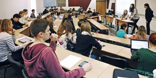 В МАИ погрузят школьников в мир компьютерной математики