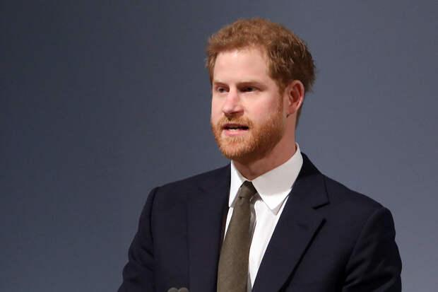 Принц Гарри появится на похоронах принца Филиппа в гражданской одежде