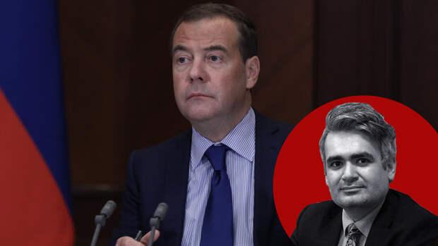 Финальный поворот: как украинские и западные СМИ отреагировали на статью Медведева об Украине