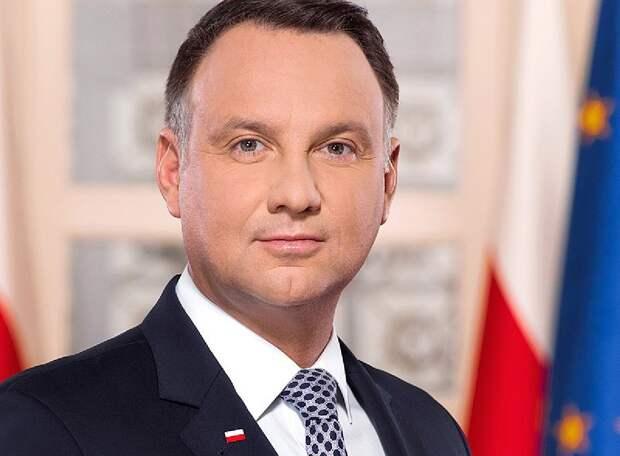 Глава Польши назвал Россию «ненормальной страной»