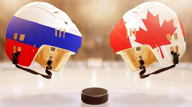 Букмекер рассказал, на кого ставят игроки в матче Россия — Канада