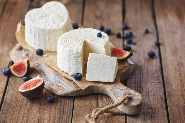 Отличия рикотты от сыра