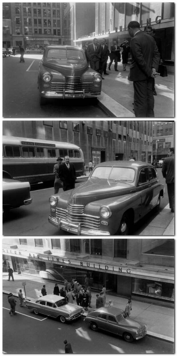 Любопытные американцы: СССР, авто, история
