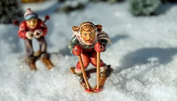 Лыжников Московского региона обнадежили высокими сугробами к середине декабря