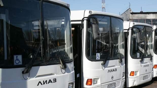 Дачные автобусы в Самаре запустят в День весны и труда
