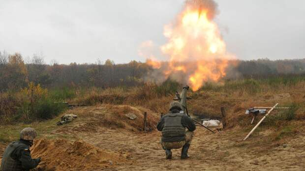 ВСУ обстреляли окраины столицы ДНР из минометов