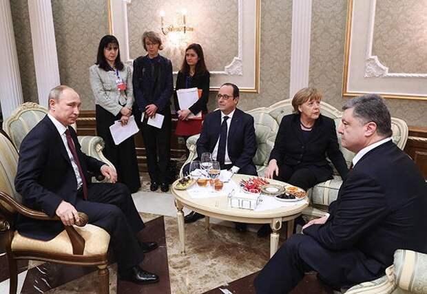 Голос Мордора: Игра в гляделки, начатая в Минске, подходит к своему концу