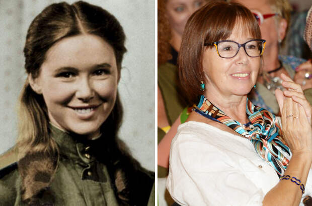 Евгения Симонова, 1973, 2018 г.г.