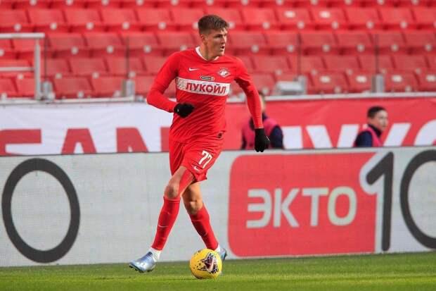 Александр Соболев: «Наверное, я техничнее Дзюбы. Взять мой гол «Ахмату» - он так не сможет»